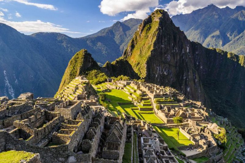 Hinode en Peru